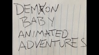 Nonton Demon Baby  The Animated Adventures Film Subtitle Indonesia Streaming Movie Download