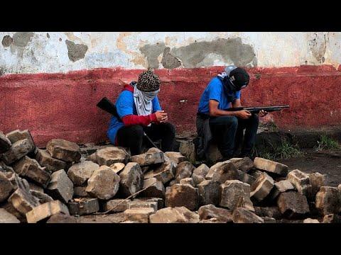 Νικαράγουα: Ζητούν από τον Ορτέγα να τερματίσει την «θανατηφόρα καταστολή»…