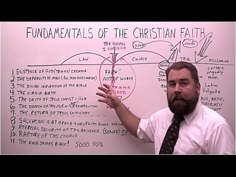 Fundamentals of the Christian Faith