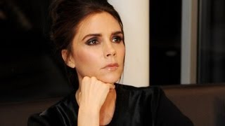 Victoria Beckham Launches New Fashion Site, Self-Tanning Tips, And More! | POPSUGAR Live!
