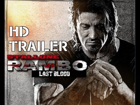 Rambo 5 - LAST BLOOD - TRAILER  CONCEPT