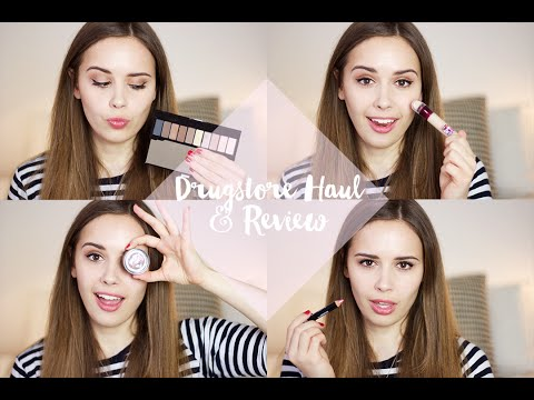Drugstore Haul & First Impressions | Hello October
