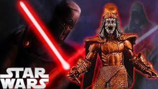 Video The First Darth: Immortal Sith God Andeddu - Star Wars Explained MP3, 3GP, MP4, WEBM, AVI, FLV Desember 2017