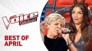 Video BEST of APRIL 2019 in The Voice MP3, 3GP, MP4, WEBM, AVI, FLV Mei 2019