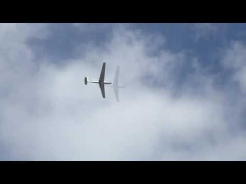 Полеты на планерах в Пензе 2016