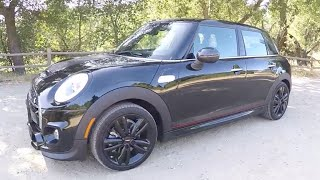 2017 Mini Cooper JCW 4-Door - One Take by The Smoking Tire