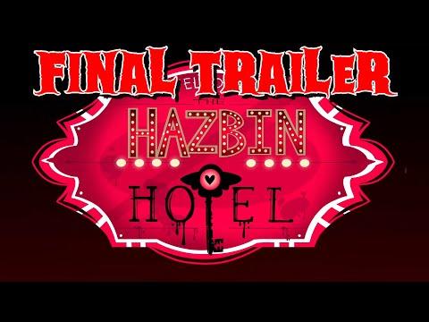 HAZBIN HOTEL (FINAL TRAILER) NOT FOR KIDS!