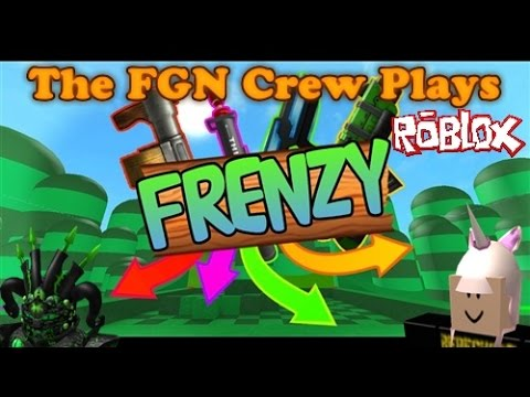 The FGN Crew Plays: Roblox - FRENZY (PC)