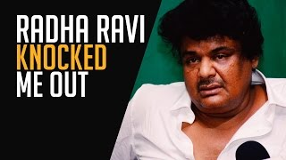 "Mansoor Ali Khan – ""Radha Ravi Knocked Me Out of Nadigar Sangam!"" Kollywood News 08/10/2015 Tamil Cinema Online"