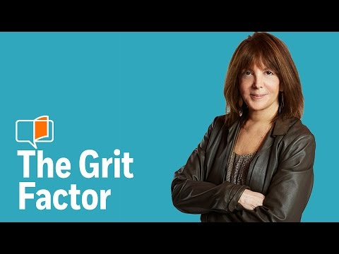 "Linda Kaplan Thaler on ""Grit to Great"""