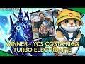 WINNER YCS Costa Rica - Adrian Madriz - Deck Profile - Turbo Electrumite