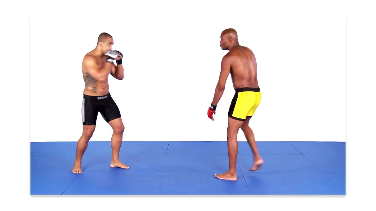 MA Ultimate Set: Anderson Silva Fighter Impersonations (Kimbo, Machida, Liddell, Couture, etc