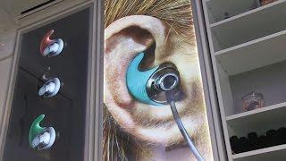 Custom 3D Printed Earphones On Offer At New York Store
