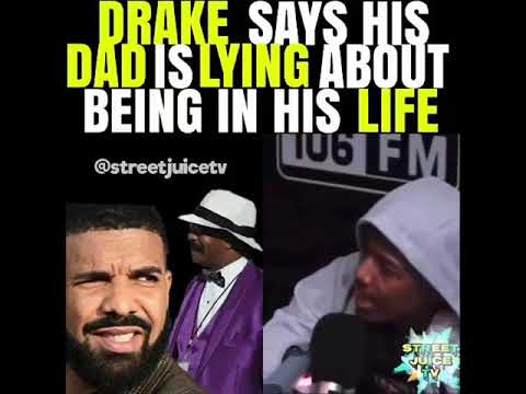 Drake's Dad Says Drake Is Lied To Sell Records