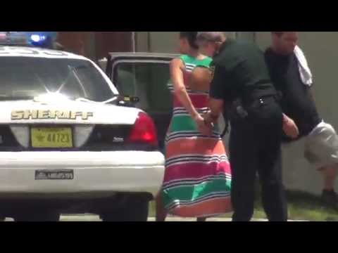 Get Out Of Jail Free Pass Cops Let Lady Go