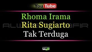 Karaoke Rhoma Irama & Rita Sugiarto - Tak Terduga Video