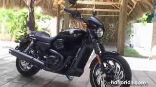 9. 2015 Harley Davidson Street 500 Motorcycle for sale - New Model