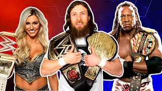Video Every WWE Grand Slam Champion Ranked From Worst To Best MP3, 3GP, MP4, WEBM, AVI, FLV Juli 2018