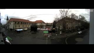 Maribor (Trg svobode) - 26.12.2012