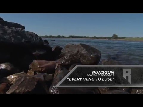 "Run2GunTV S3E2 Seg1 ""PaddleFish/Bow Fishing"""