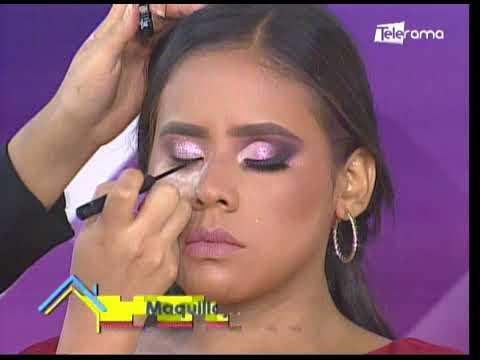 Maquillaje para graduadas