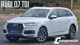 Avaliação: Audi Q7 TDI (diesel)
