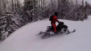 8. 2016 Arctic Cat XF HC Michigan Riding