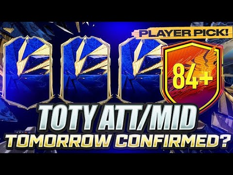 3 TEAM OF THE YEARS CONFIRMED! 84+ PLAYER PICK! FIFA 21 Ultimate Team