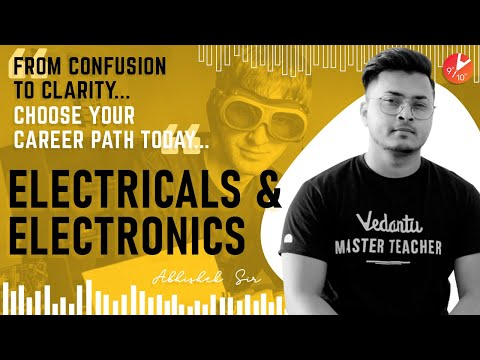 Electrical and Electronics Engineering (EEE) Career Opportunities| Courses Job Salary Skills Vedantu