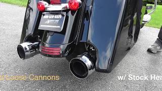 7. 20 Different Slip On Mufflers - Harley Davidson Milwaukee 8 Touring Models