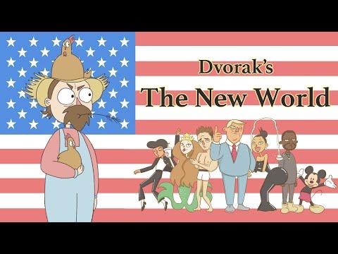 Episode 5: The New World by Antonin Dvorak