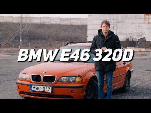 A LAKÓTELEPI ÁLOM | BMW E46 320d használtteszt
