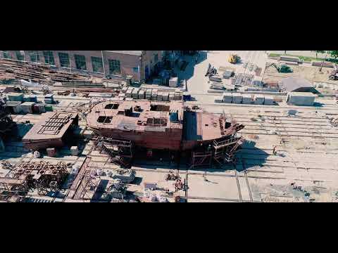 Реконструкція суднобудівно-судноремонтного заводу «НІБУЛОН» та будівництво суден