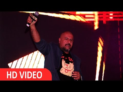 Live: Performance Of  Vishal Dadlani On Film Te3n Song