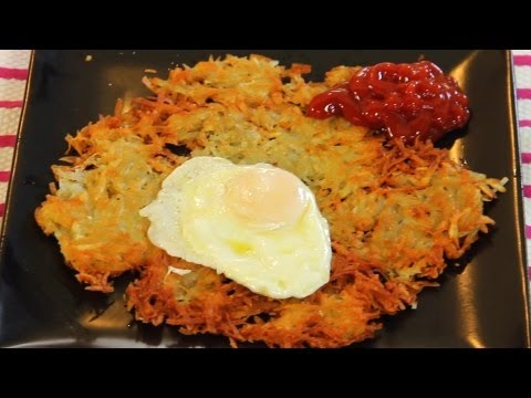 Hash Brown Recipe