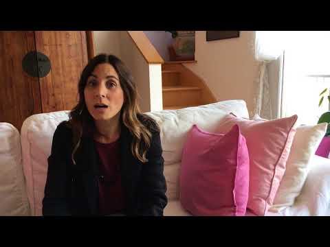 Rencontre de Maria Leone, directrice export de la maison sicilienne Cusumano.
