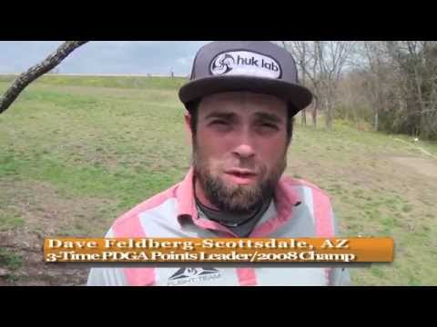 Pro Disc Golf Assoc TX State Championships Day 2 Round Rock TX