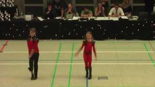 Eileen Rolshausen - Daniel Kozachyshen - 30. Herbstmeisterschaft 2014