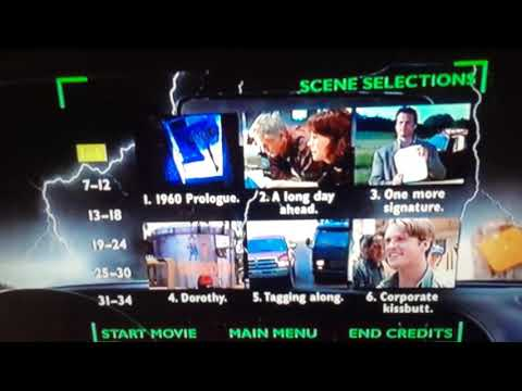 Twister DVD menu walkthrough