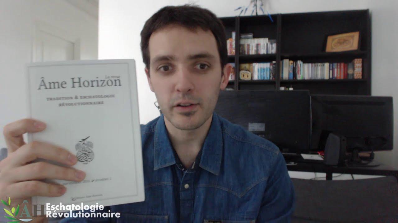 La revue Âme Horizon - Eschatologie Révolutionnaire