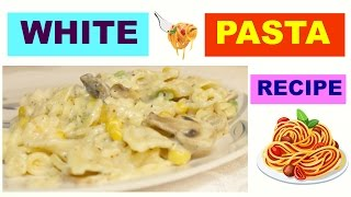 Masala Oats Recipe  Lose Weight In 1 week without Exercise  CLICK HERE https://youtu.be/DT_UBq5RfEwWhite sauce pasta recipe by Indian youtuber Tanya saysIngredients :- Pasta- Vegetables of your choice (Mushroom, Capsicum, brocolli, corn, etc)- Mayonnaise (optional)- Olive oil- Cheese (optional)- Milk- Salt- Oregano- Chilli flakes- Salt- Maida/ all purpose flourQuick Tips:- Add salt in pasta while boiling.- Saute veggies instead of boiling- Cook white sauce in low flame******************************************** FOLLOW ME:* SEND ME FRIEND REQUEST ON FACEBOOK if you like to :  https://www.facebook.com/profile.php?id=100009532705027* FACEBOOK page:https://m.facebook.com/tanyasaysbeauty?ref=bookmarks* INSTAGRAM @tanya.sayshttps://instagram.com/tanya.says/* TWITTER @tanyasays31* ROPOSO @tanyasays* SNAPCHAT @tanya.says**********************************************Makeup Under Rs 500  Affordable makeup products in India  Part 1      https://youtu.be/kaz2dAU21CIMakeup Under Rs 500  Affordable makeup products in India  Part 2    https://youtu.be/IFQjfr6d8CUFace Pack for Glowing Skin , Removing Tan & Anti aging / Detan face mask for men & women  https://youtu.be/rgoo9hhmm5gHow to Remove Sun Tan from Face, Neck & Body at Home  https://youtu.be/KvUNAoXyVNAAnti Aging Skin Care / Home Remedy to prevent wrinkles, fine lines, dark Spots / DIY COFFEE SCRUB https://youtu.be/ZV2HB14u0eYHow to get pink lips naturally at home  DIY Lip Scrub  https://youtu.be/ZZDFrL8UmdsHair Loss Treatment at home - How To Grow Hair Faster - How To Stop Hair Loss  TANYA  TANYA SAYS  TANYA INDIAN YOUTUBER  TANYA INDIAN BEAUTY BLOGGER https://youtu.be/fUBNuruL-kUDIY Aloe vera Gel spray at home  https://youtu.be/Qsx24mke-n0Hair Pack to prevent dandruff, hair loss, premature greying, damage and to get long healthy shiny hair. https://youtu.be/KBwMNWdyJpMFaces Ultime Pro Matte Lip Crayon Review FOTD  https://youtu.be/TsL5K4_V3yo