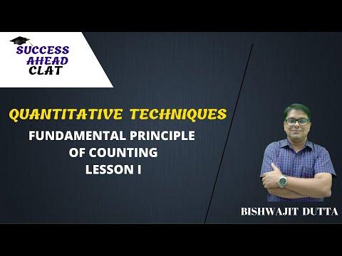Fundamental Principle Counting Lesson