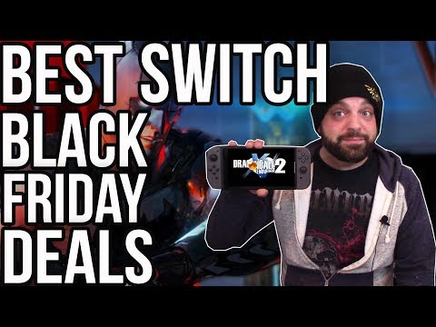 Nintendo Switch BEST Black Friday Game Deals! | RGT 85