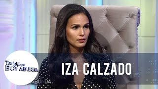 Video TWBA: Iza reveals the real reason why she didn't throw the bouquet MP3, 3GP, MP4, WEBM, AVI, FLV Januari 2019