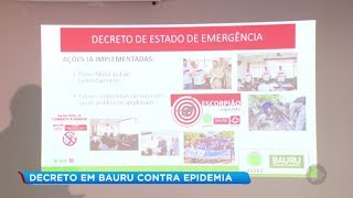Prefeitura de Bauru anuncia decreto com medidas emergenciais para o município