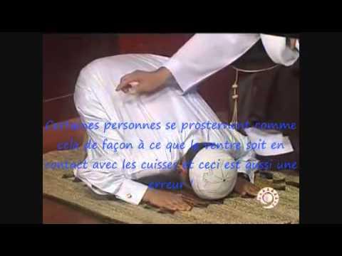 salat - Cette vidéo est une d'une importance majeure ! Nos prières sont émaillées par de nombreuses erreurs alors que l'Elu (salla'Allah aaleyhi wa salam) a dit dans...