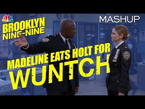 Madeline Wuntch's Best Captain Holt Insults - Brooklyn Nine-Nine
