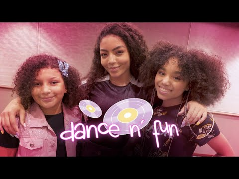 DANCE 'N FUN feat Any Gabrielly, Belinha e Duda Pimenta - Mundo da Menina