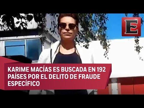 Interpol emite ficha roja para localizar a esposa de Javier Duarte