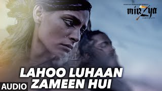 Lahoo Luhaan Zameen Song Lyrics